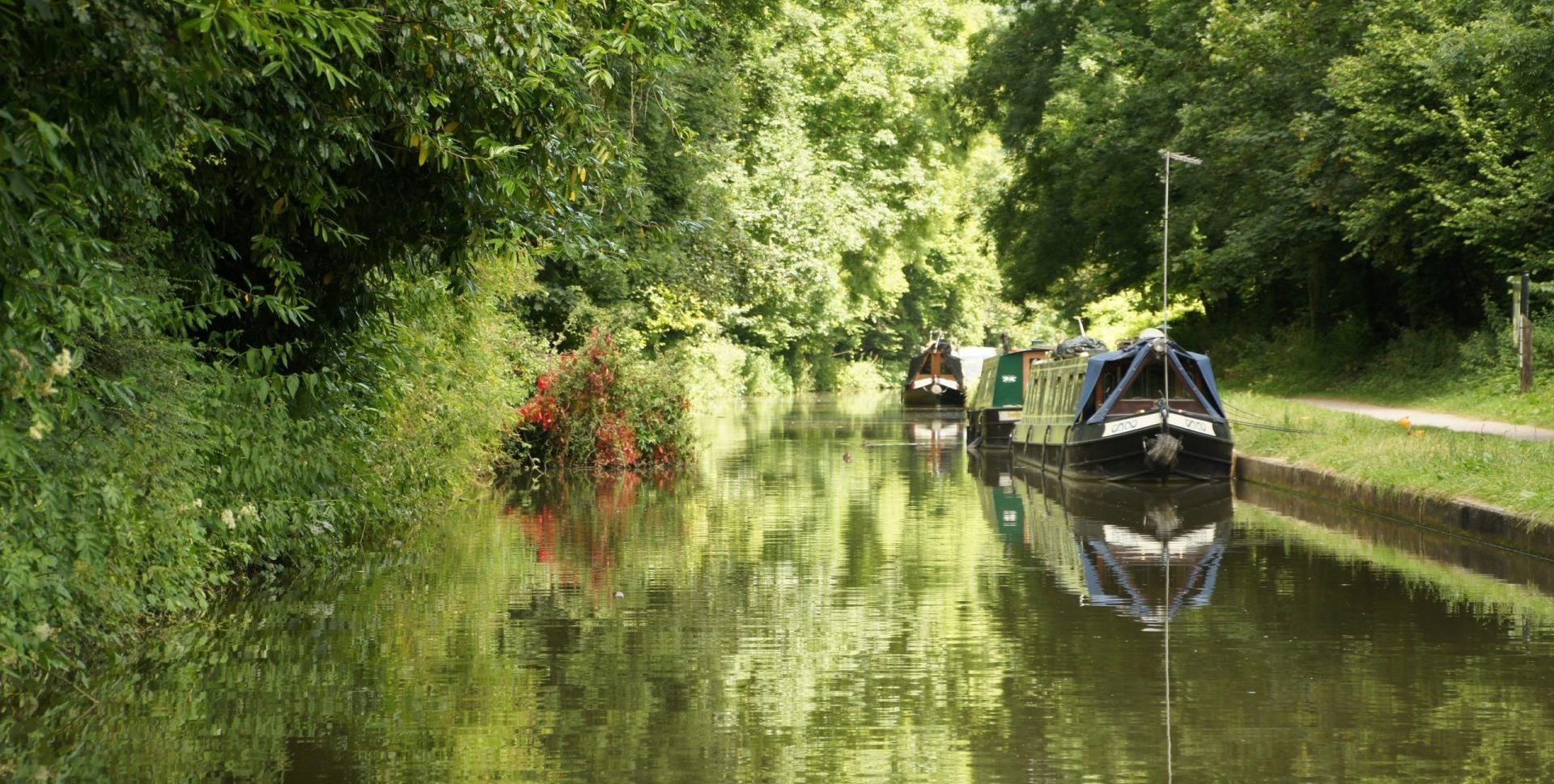 Tips for cruising out of Hilperton Marina